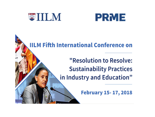 Resolution to Resolve: Sustainability Practices in Industry and Education